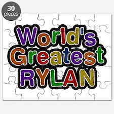 World's Greatest Rylan Puzzle
