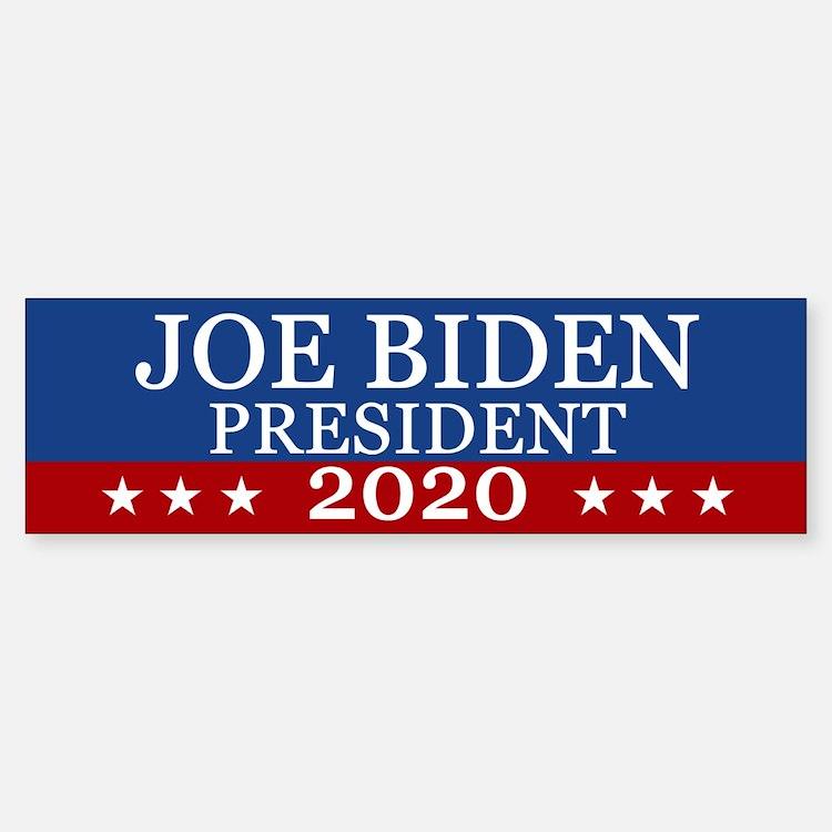 Joe Biden President 2020 Bumper Bumper Bumper Sticker