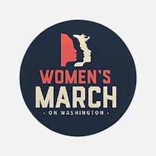 womens march on Washington Button