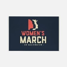 womens march on Washington Magnets