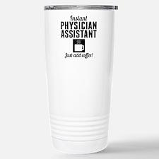 Cute Physician jobs Travel Mug