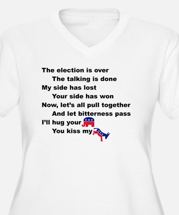 Cute Presidential elections T-Shirt