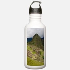 Inca Village Machu Pic Water Bottle