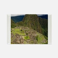 Inca Village Machu Picchu Magnets