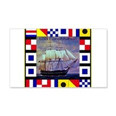 USS Constitution Wall Decal
