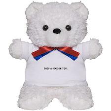 Drop a dime on you Teddy Bear