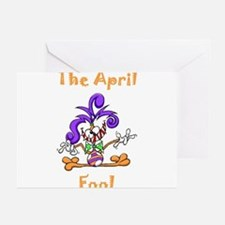 The April Fool Greeting Cards