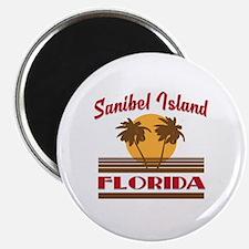 Sanibel island souvenirs Magnet
