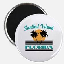 Unique Sanibel island souvenirs Magnet