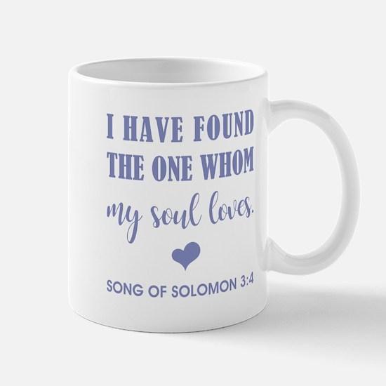 I HAVE FOUND... Mugs