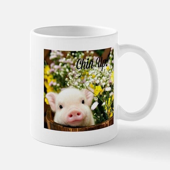 Chin Up! Mug
