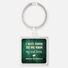 I HAVE FOUND... Keychains