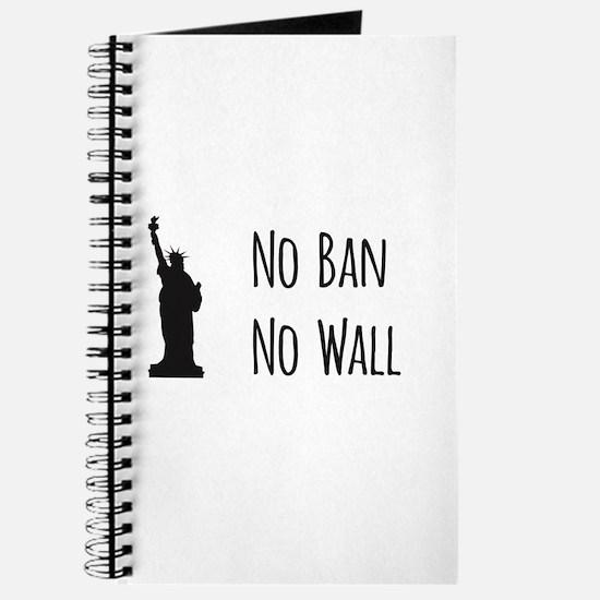No Ban No Wall Journal
