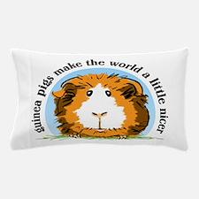 Cute Guinea pig Pillow Case