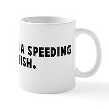 Faster than a speeding crawfi Mug