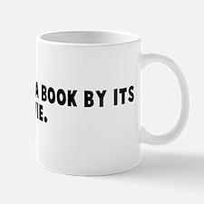 Do not judge a book by its mo Mug