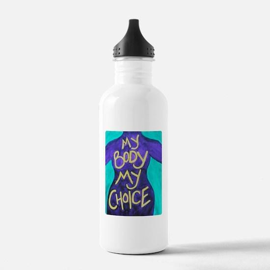 Funny Pro obama Water Bottle