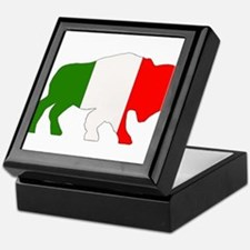Italian Buffalo Keepsake Box