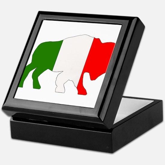 Italian Buffalo Keepsake Box