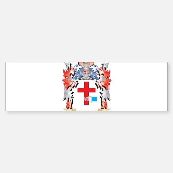 O'Donnell Coat of Arms - Family Bumper Bumper Bumper Sticker
