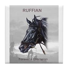 Tile Coaster - Ruffian