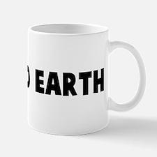 Down to earth Mug