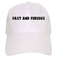 Fast and furious Baseball Cap