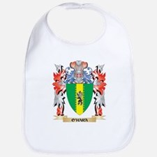O'Hara Coat of Arms - Family Crest Baby Bib