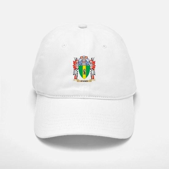 O'Hara Coat of Arms - Family Crest Baseball Baseball Cap