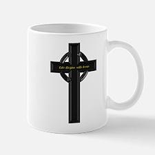 Life Begins w/ Jesus - Mug