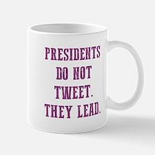 DON'T TWEET... Mugs