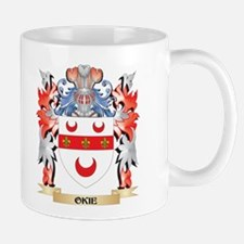 Okie Coat of Arms - Family Crest Mugs
