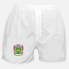 O'Reilly Coat of Arms - Family Cr Boxer Shorts