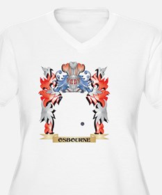 Osbourne- Coat of Arms - Family Plus Size T-Shirt