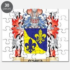O'Shea Coat of Arms - Family Crest Puzzle