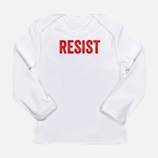 Resist Hashtag Anti Donald Trump Long Sleeve T-Shi