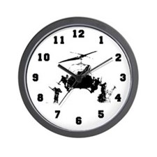 173rd Airborne Brigade, Thund Wall Clock