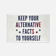 Alternative Facts Rectangle Magnet (10 pack)