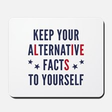 Alternative Facts Mousepad