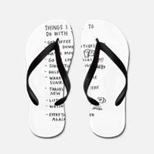 Things i want to do Flip Flops
