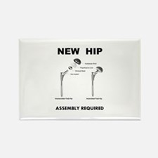 New Hip - Assembly Required Magnets