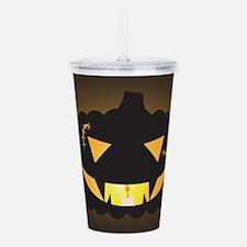 Halloween Scar O Lante Acrylic Double-wall Tumbler
