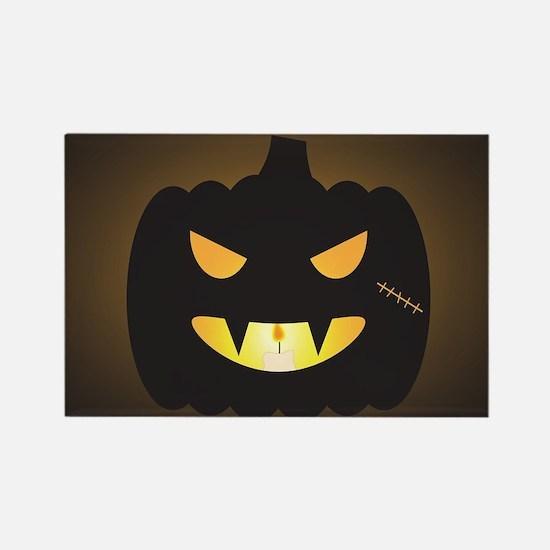 Halloween Vampire O Lantern Magnets