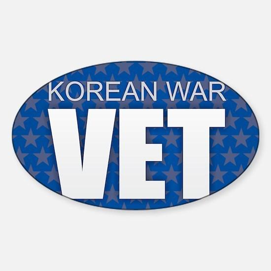 Korean War Vet Decal