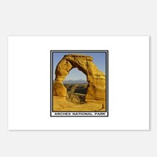 ARCHES Postcards (Package of 8)