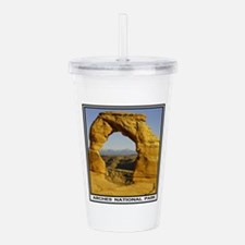 ARCHES Acrylic Double-wall Tumbler