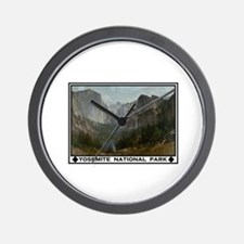 YOSEMITE Wall Clock