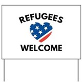 Immigrants Yard Signs