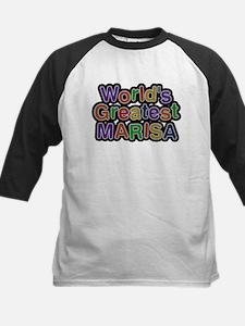 Worlds Greatest Marisa Baseball Jersey