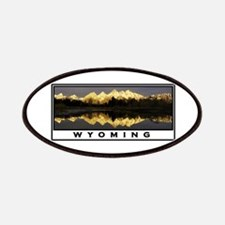 WYOMING Patch